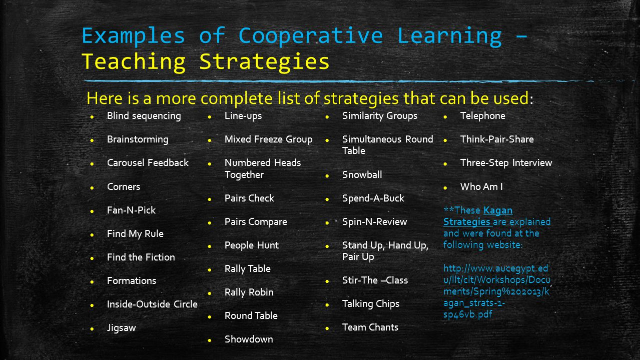 Cooperative Learning: A Teacher's Guide  - ppt video online