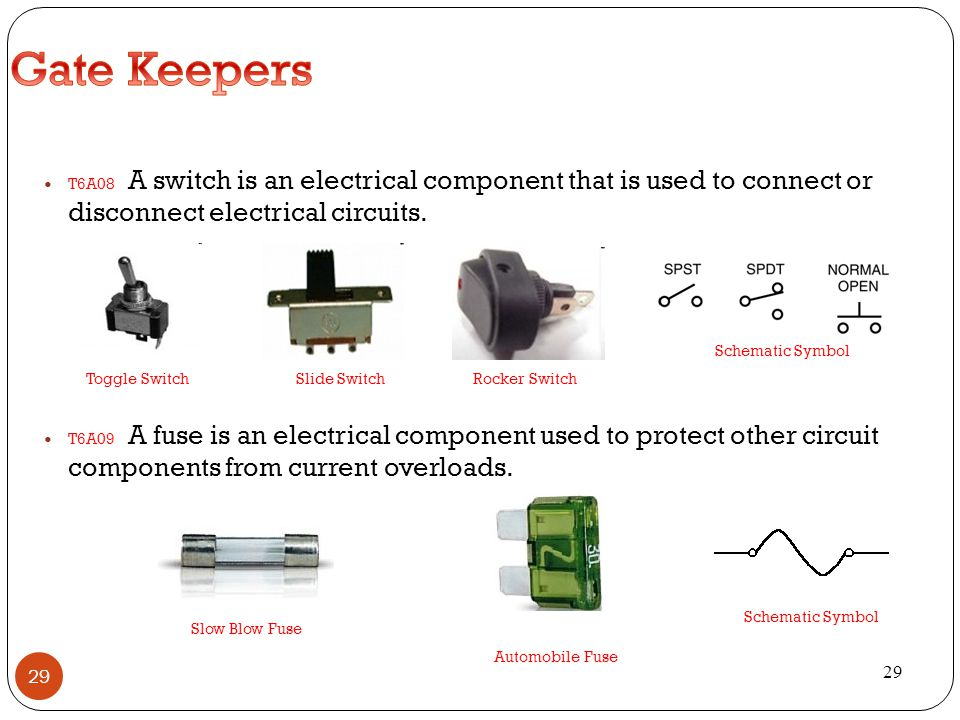 Lesson 6 Electricity, Components, Circuits ARRL: Chapter 3.1 and ppt ...