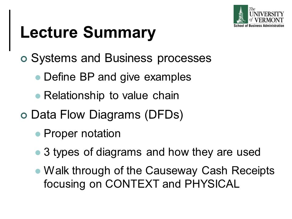 An Introduction To Business Process Modeling Using Data Flow