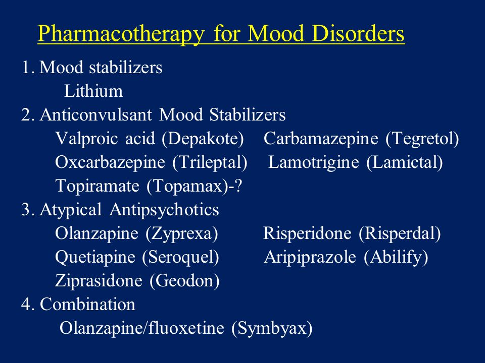 abilify for mood stabilization