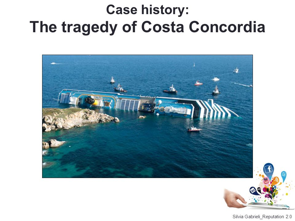 The tragedy of Costa Concordia
