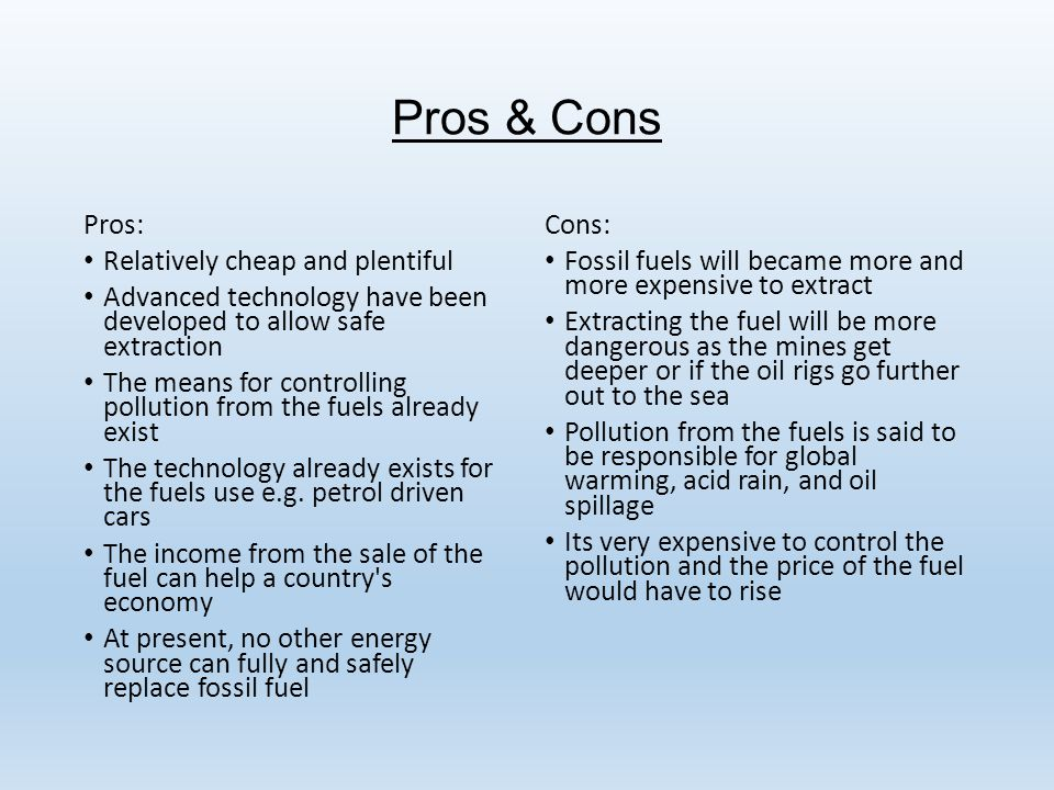 Pros And Cons Of Fossil Fuels >> Fossil Fuels By Shae Sanchez Ppt Download