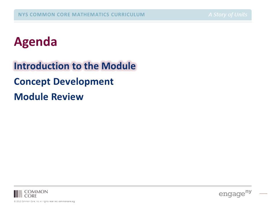 Grade 2 – Module 5 Module Focus Session - ppt download