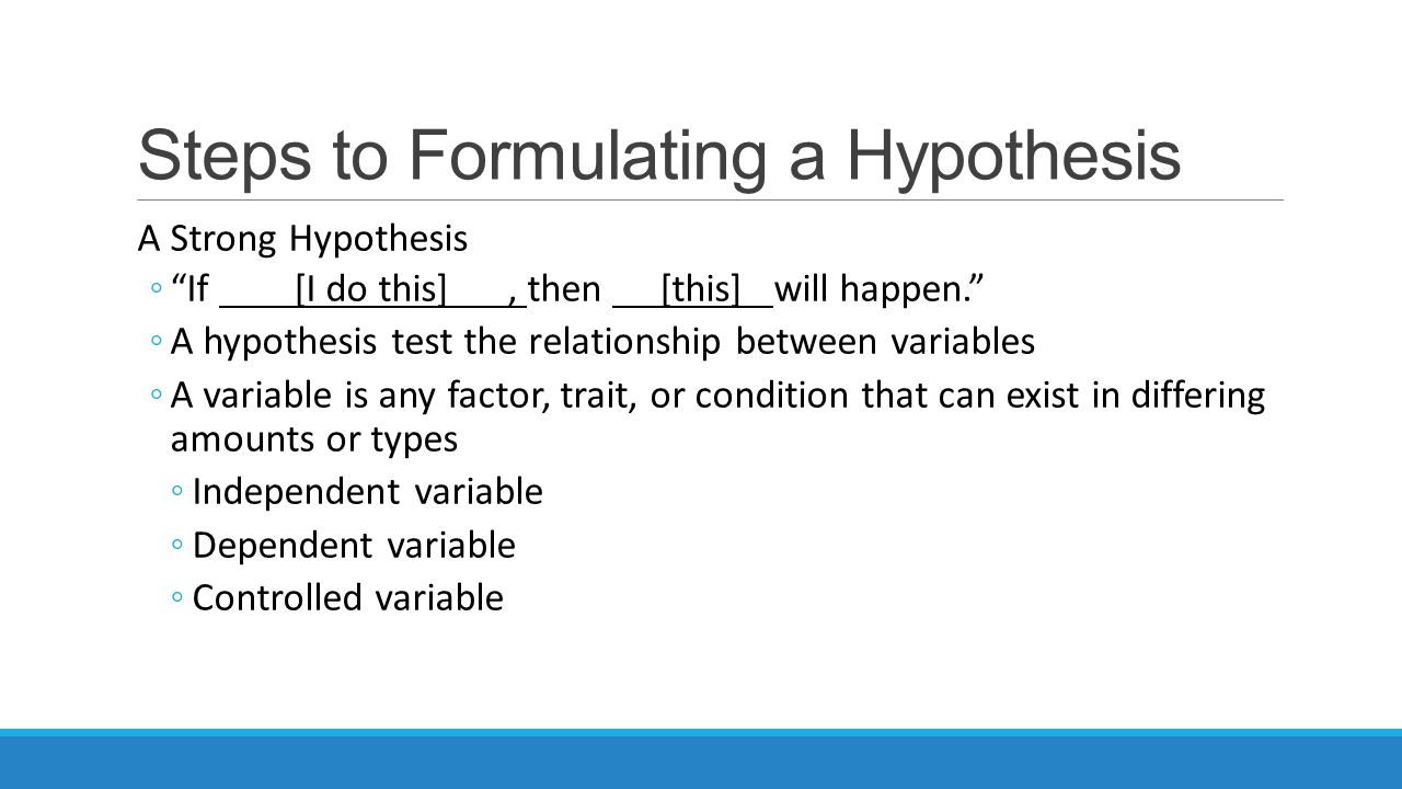 Homework Complete Hypothesis Worksheet Ppt Video Online Download