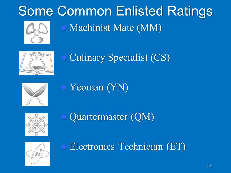 intro to navsci u s navy enlisted rating structure ppt video rh slideplayer com