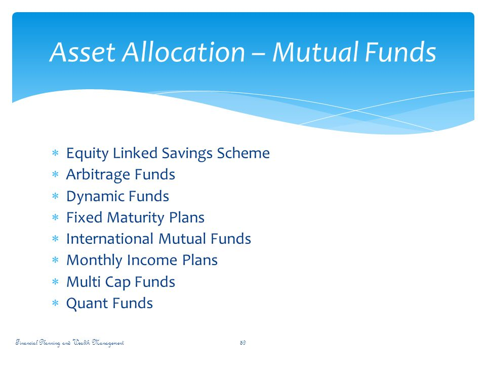 individual asset allocation exercise essay Yale case solution - investment management 1 how is yale's investment philosophy reflected in its strategic asset allocation yale's investment philosophy is one of the critical factors that played into the success of the fund's performance in the past years.