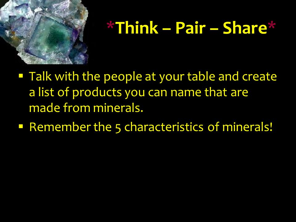 4 3 Using Mineral Resources