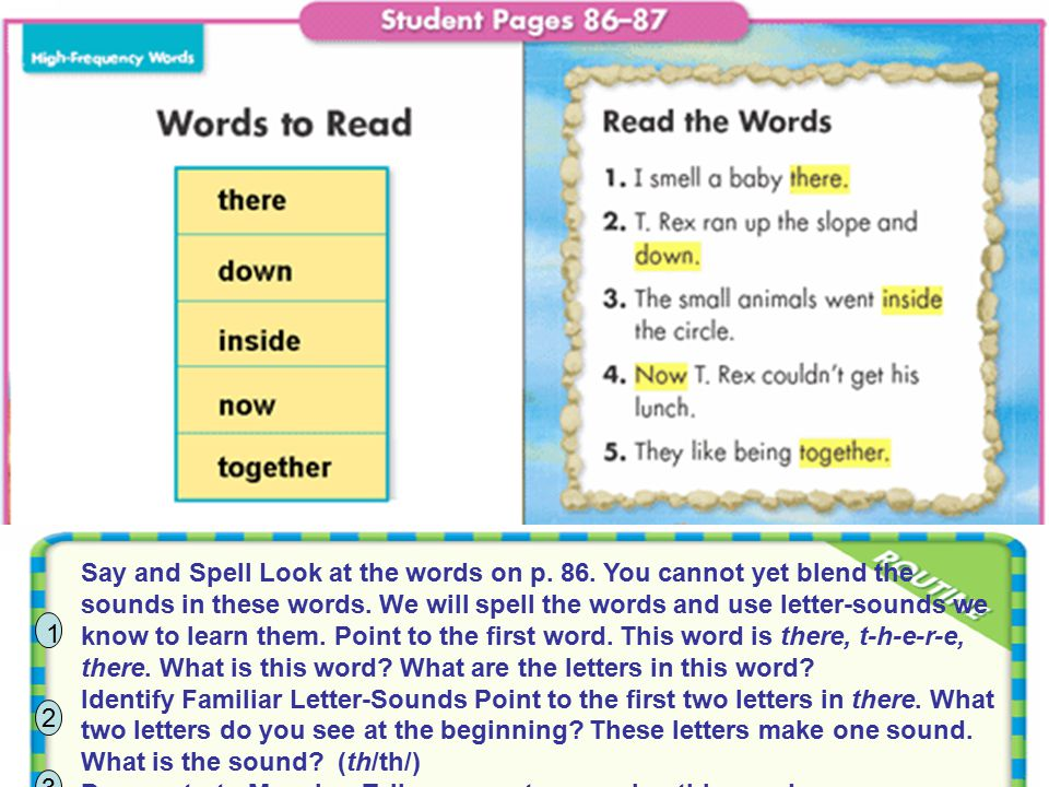 do you know these letter sounds unit 2 what does a family do together ppt 21391