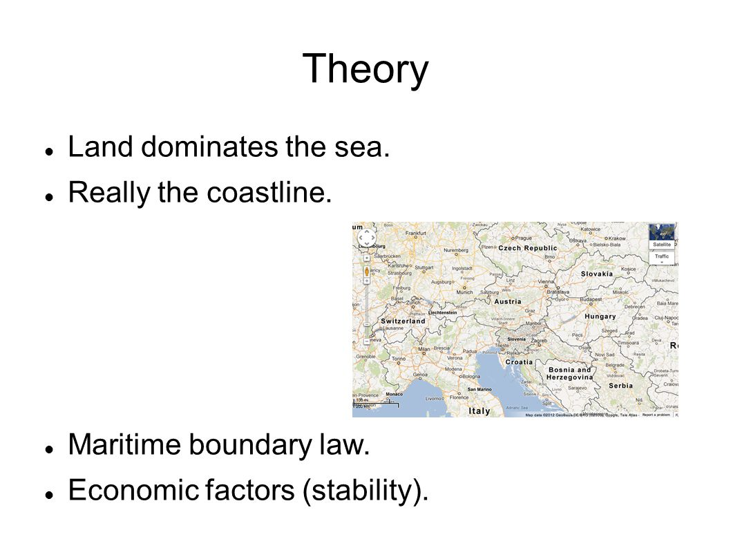 MARITIME BOUNDARY DISPUTES AND INTERNATIONAL LAW - ppt video