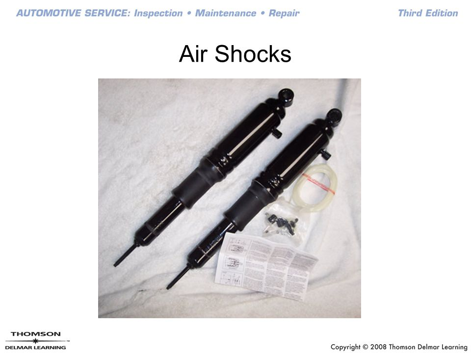 Air Shocks