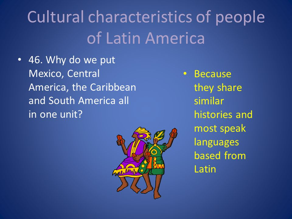 Cultural barriers between americans and latinos 1
