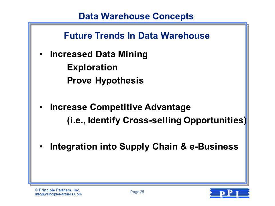 Data Warehouse Concepts & Architecture  - ppt video online
