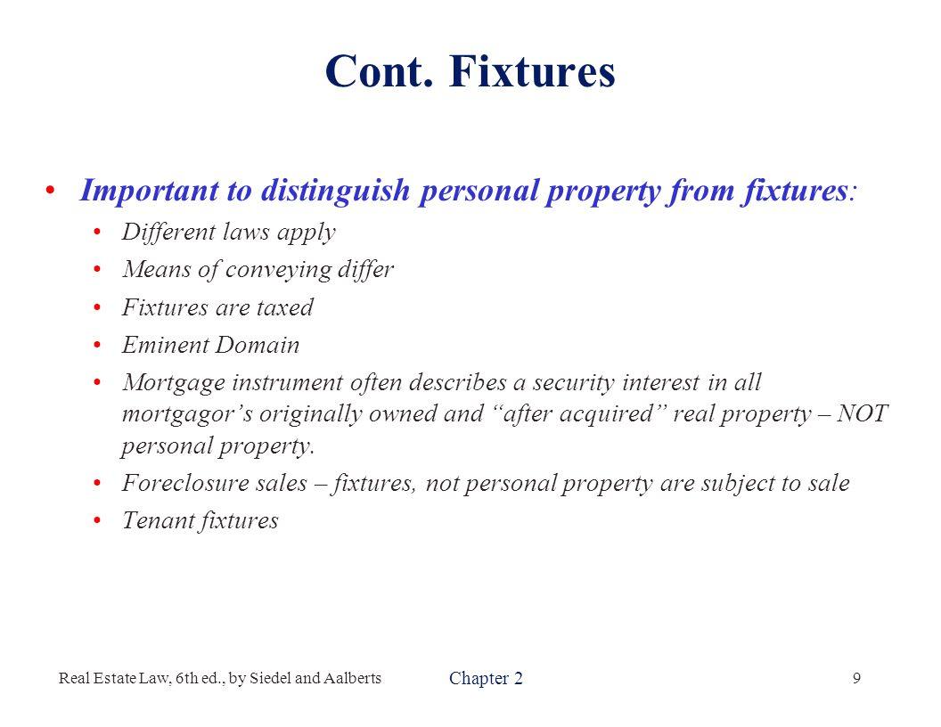 real estate law aalberts pdf