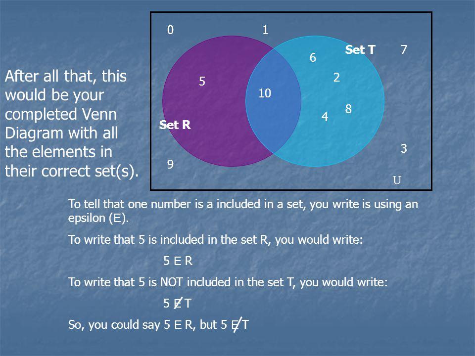 Sets And Venn Diagrams By Amber K Wozniak Ppt Video Online Download
