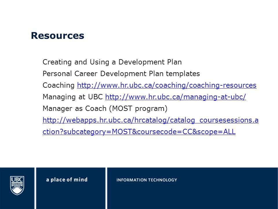 Performance Development Planning (PDP) - ppt download