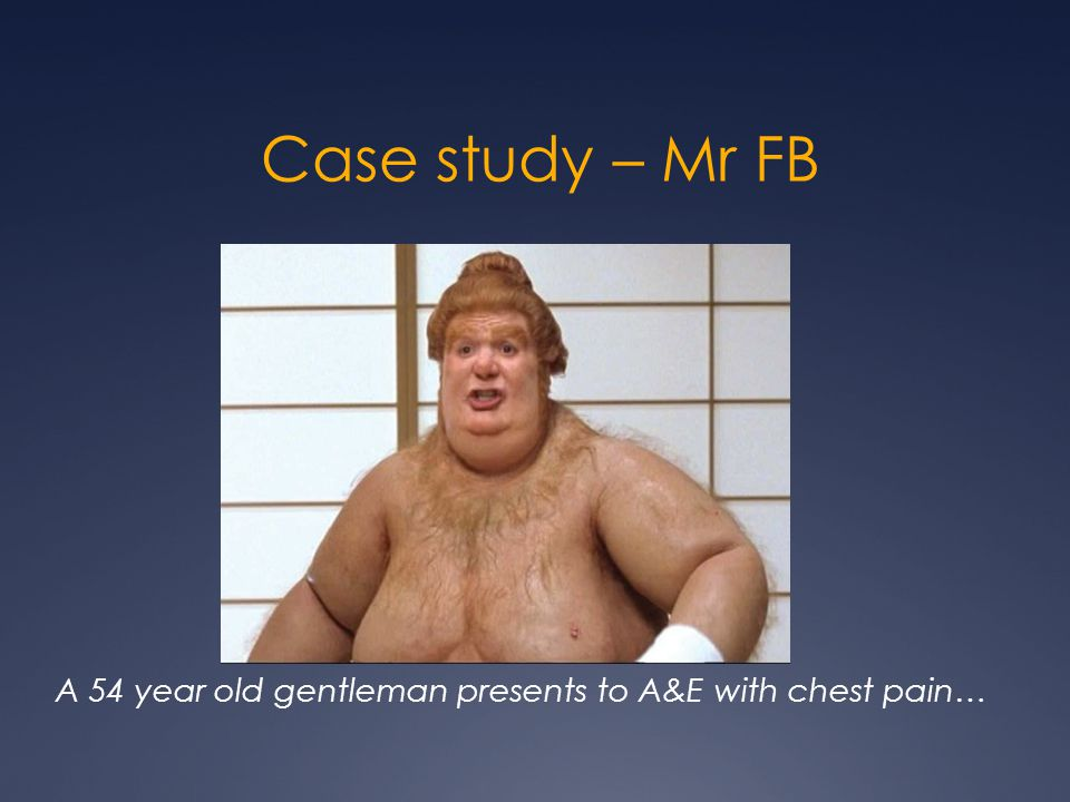 Case Study: Chest pain radiating into the neck - Page 2 of ...
