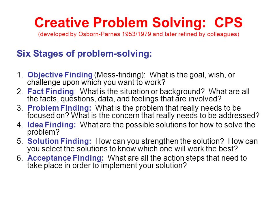 Unit One: Critical and Creative Thinking - ppt video online