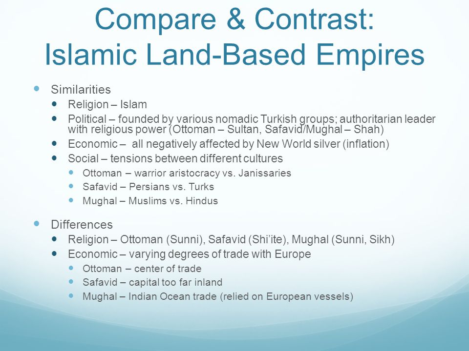 the gunpowder empires the ottomans safavids and mughals worksheet