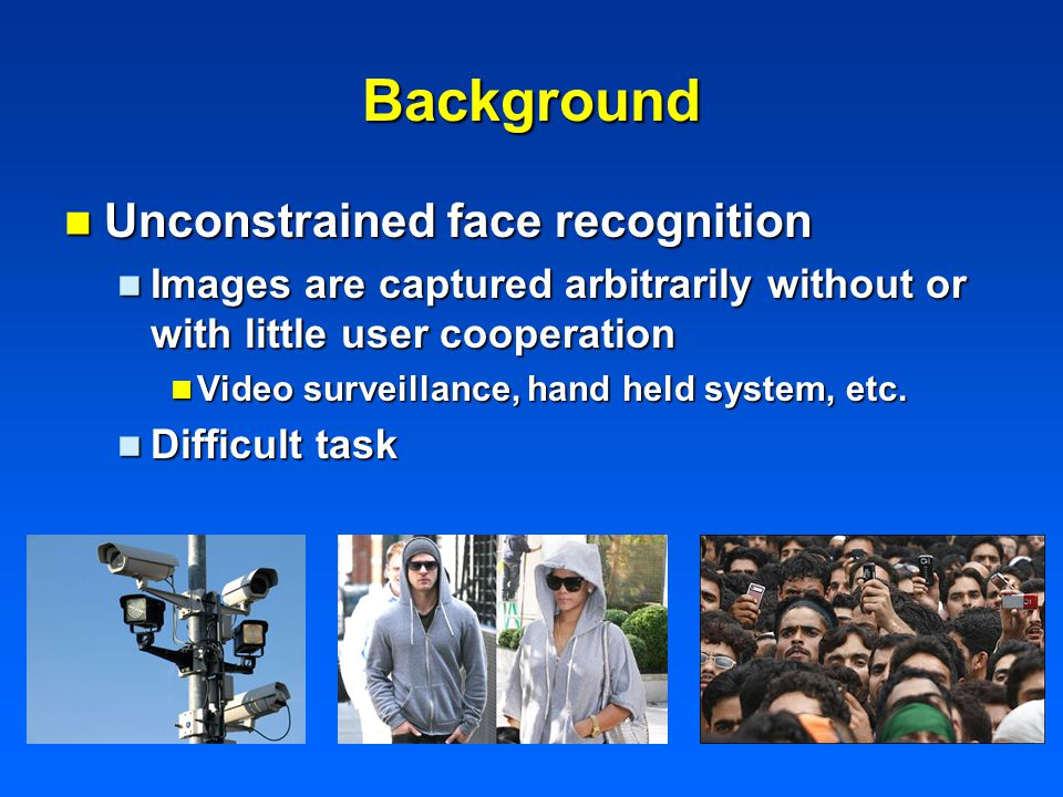 Face Detection In Video Surveillance