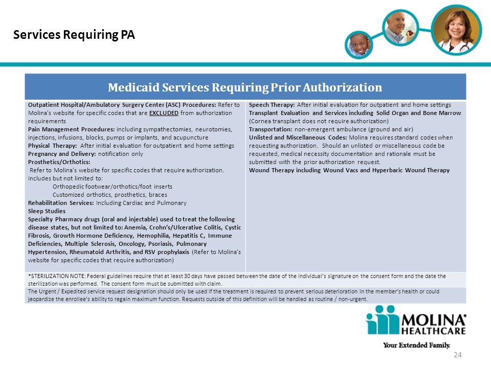 Molina Healthcare Of South Carolina Provider Services Ppt Download
