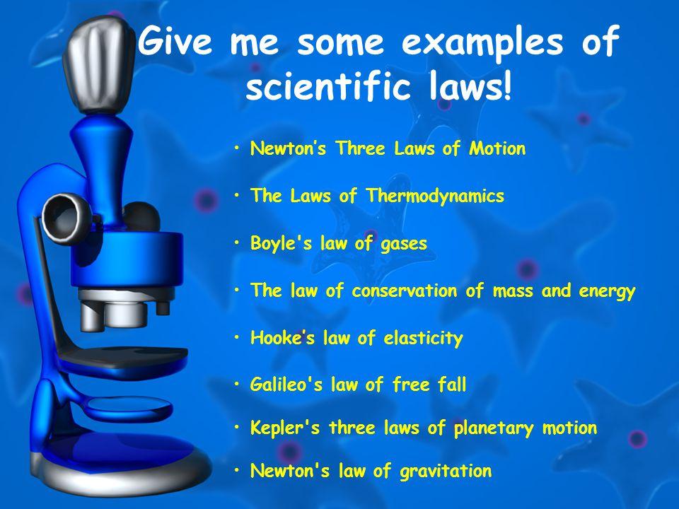 Scientific Laws Scientific Theories And Beliefs Ppt Video Online
