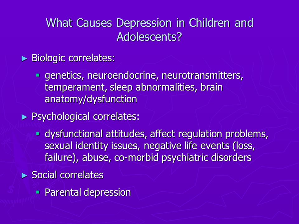 Adolescent Mental Health in Primary Care: Depression - ppt download