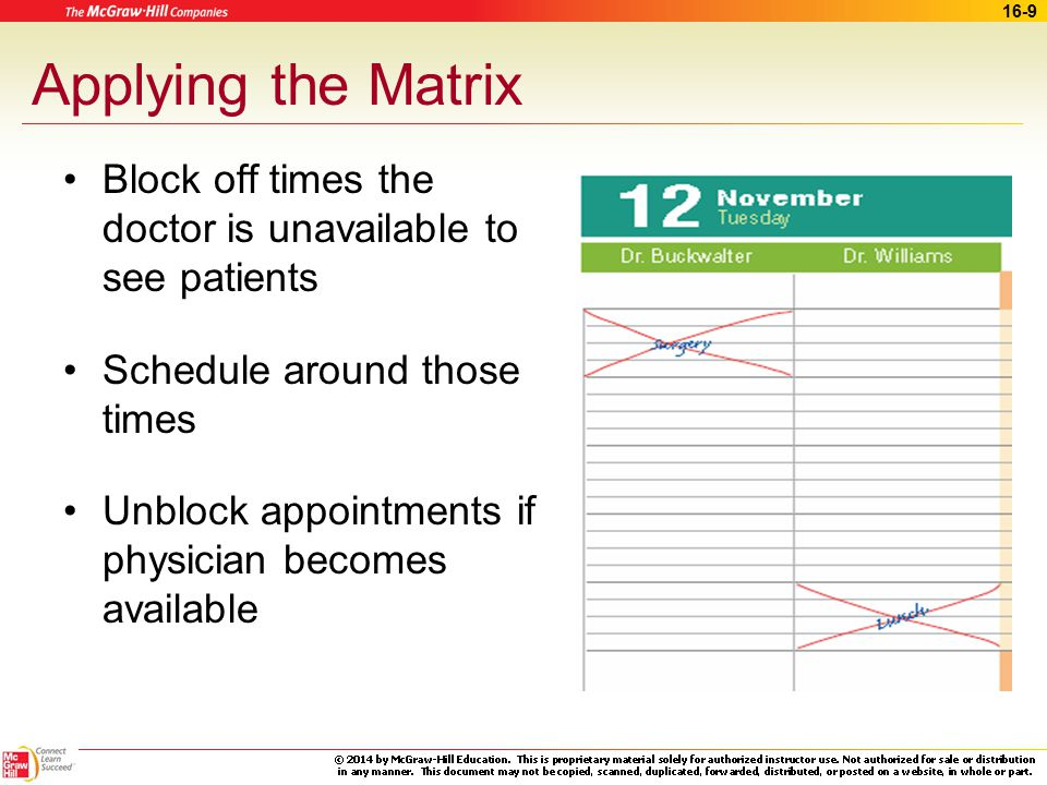 16 schedule management ppt download