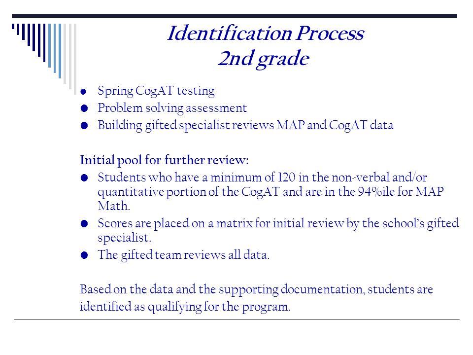 13 Identification Process 2nd Grade