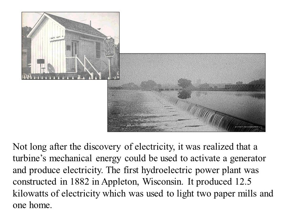Hydroelectric Power Plant Energy Conversions Free Wiring Diagram