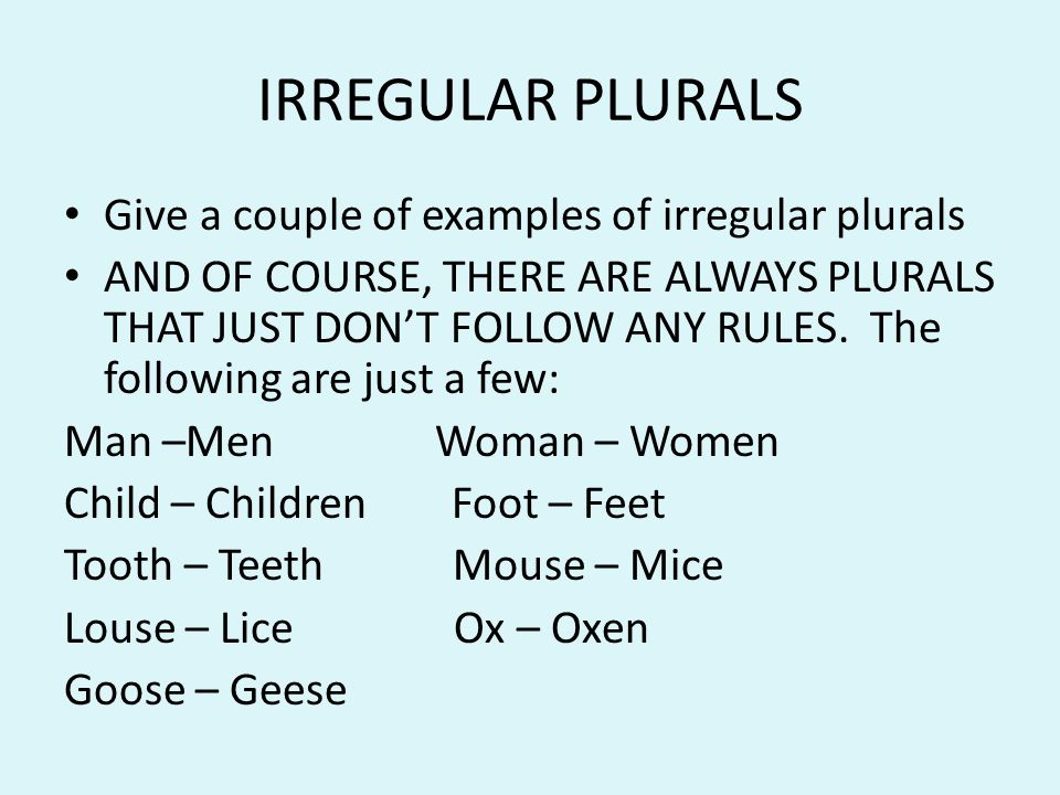How can we make a noun plural in an easy way? - ppt video online download