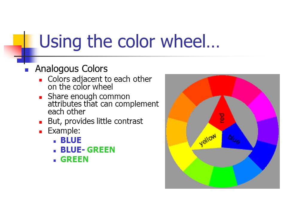 View Subdued Colors Examples