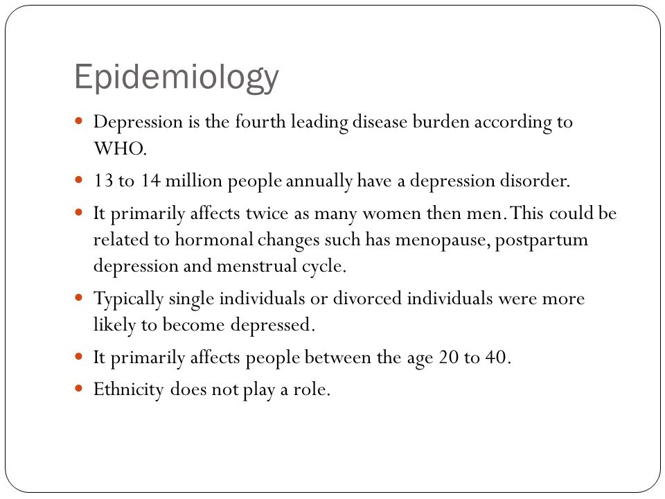 Antidepressants and Anxiolytic Agents - ppt video online