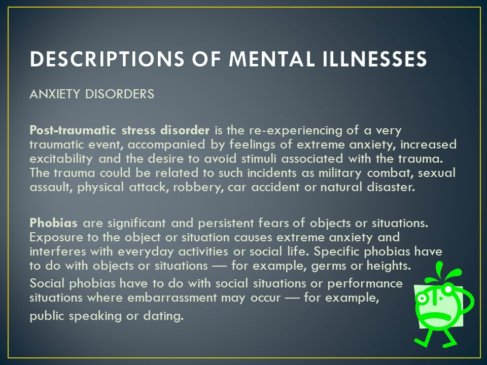 implications of mental illness canadian mental Implications of mental illness mental illness is a disease of the mind which affects an individual's emotional and physical stability mental illness effects 1 in every 5 canadians (canadian mental health association, 2013.