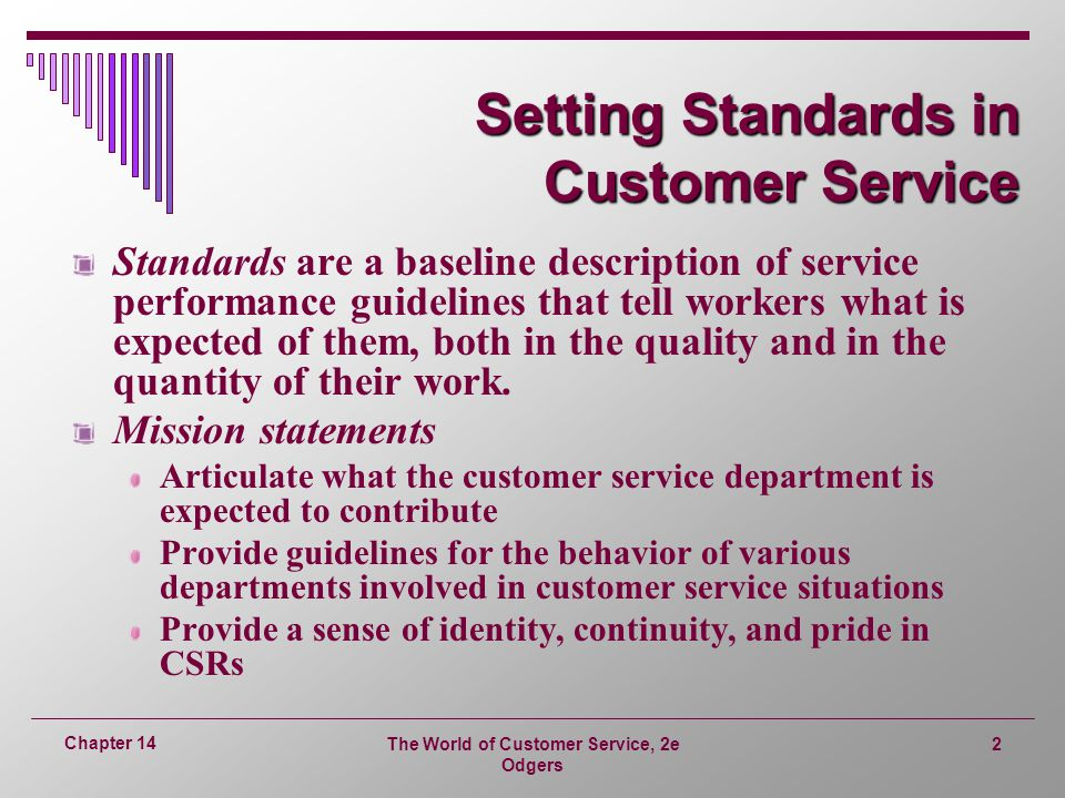bsbcus501c manage quality customer service Bsbcus501c manage quality customer service release: 1 pre-requisites not applicable operators may have staff involved in delivering customer service and are responsible for the quality of their work skills and knowledge required to develop strategies to manage organisational systems.
