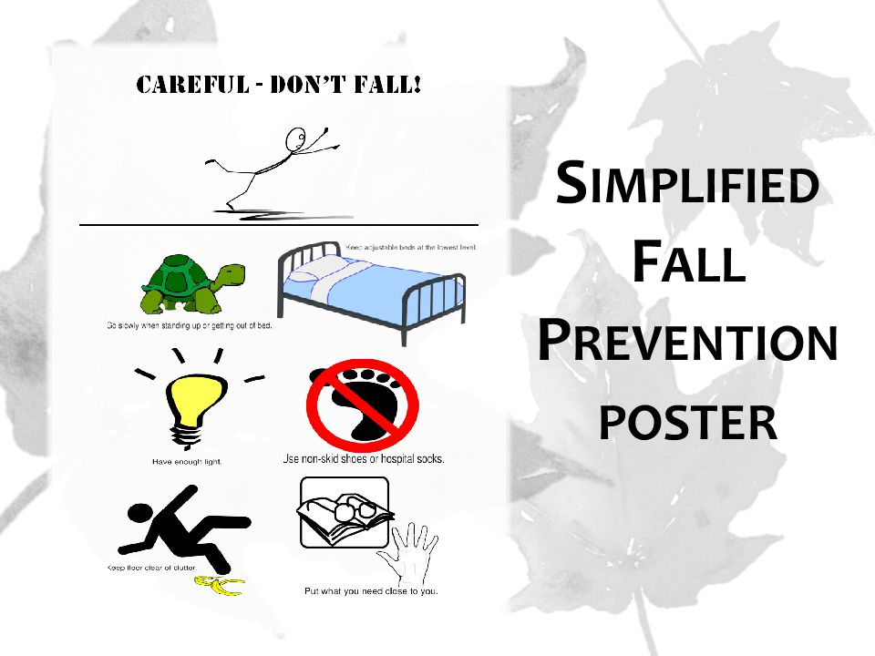 prevention of fall in mental health A meeting – who meeting on evidence for prevention and promotion in mental health: conceptual and measurement issues – was convened in geneva from 28-30th november 2001 to advance the work related to prevention of mental disorders and promotion of mental health.