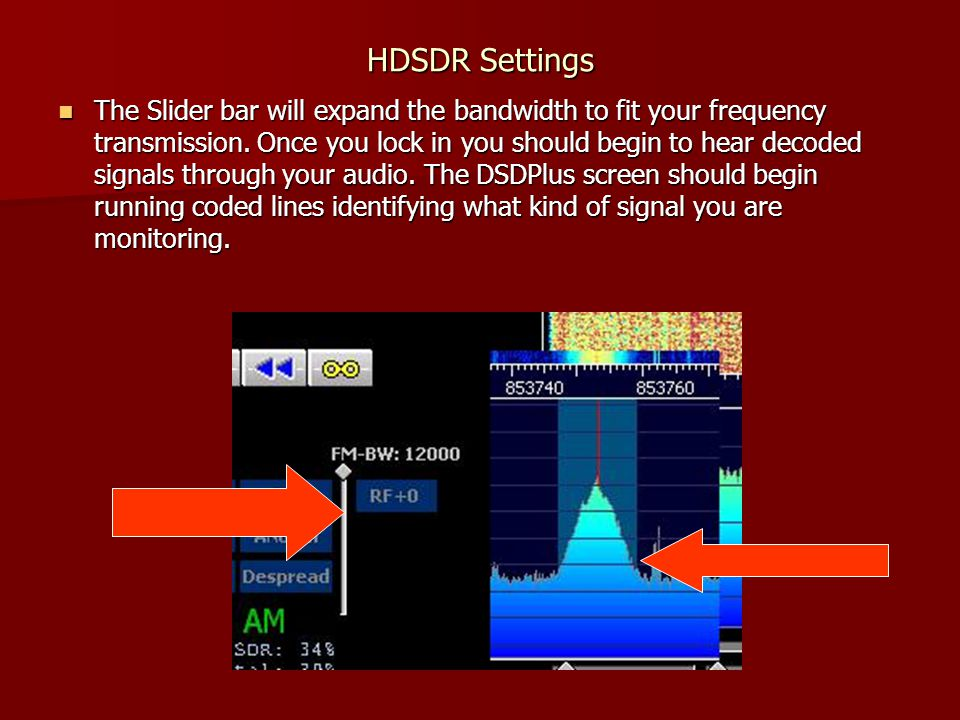 Operating the JH-15 SDR radio - ppt download