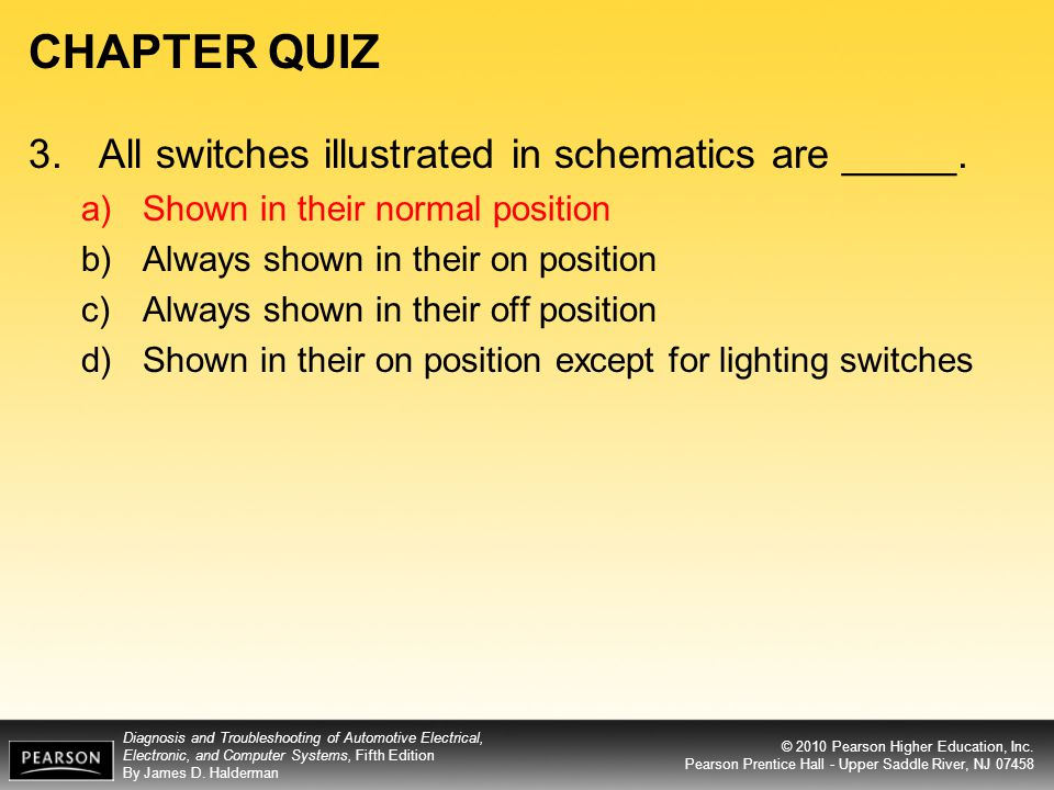OBJECTIVES After studying Chapter 11, the reader should be ... on