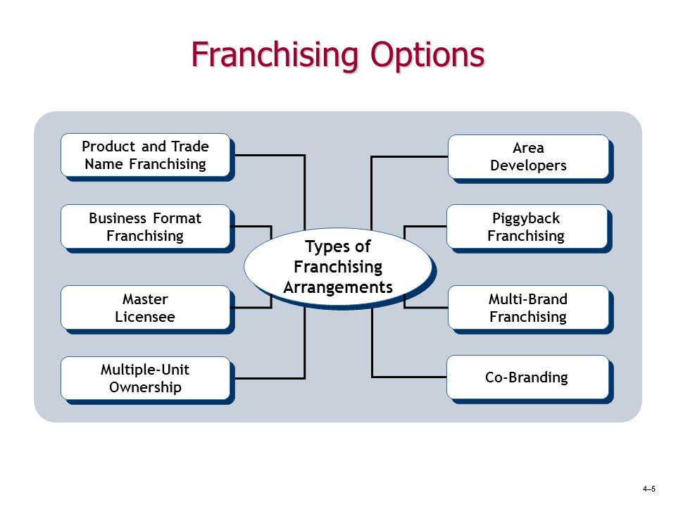 Dissertation on franchising