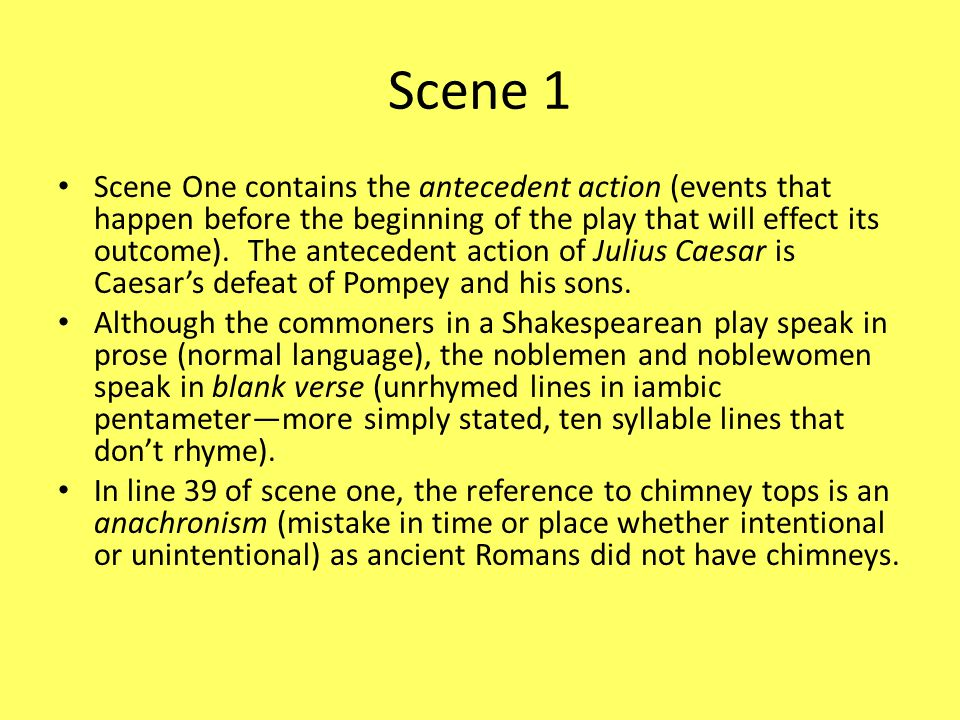 Julius Caesar Sticky Notes Act I Ppt Video Online Download