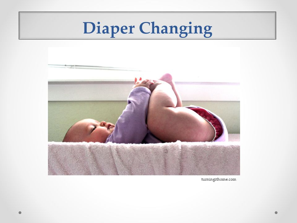 Diaper Changing