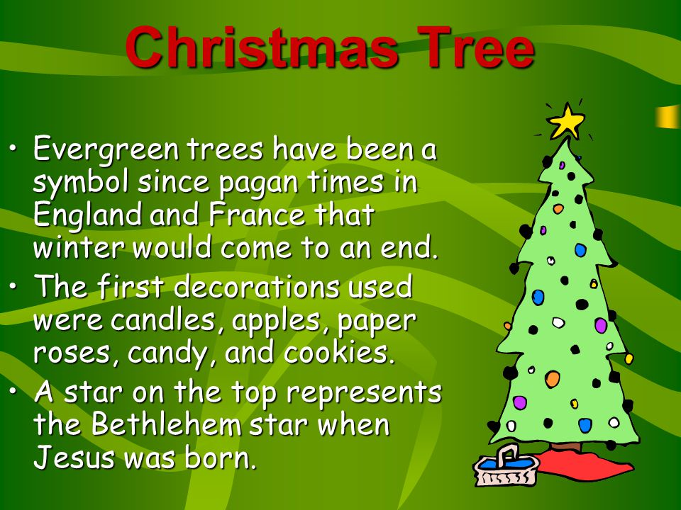 What Does A Christmas Tree Represent Credainatcon