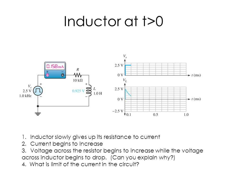 Inductor. - ppt video online download