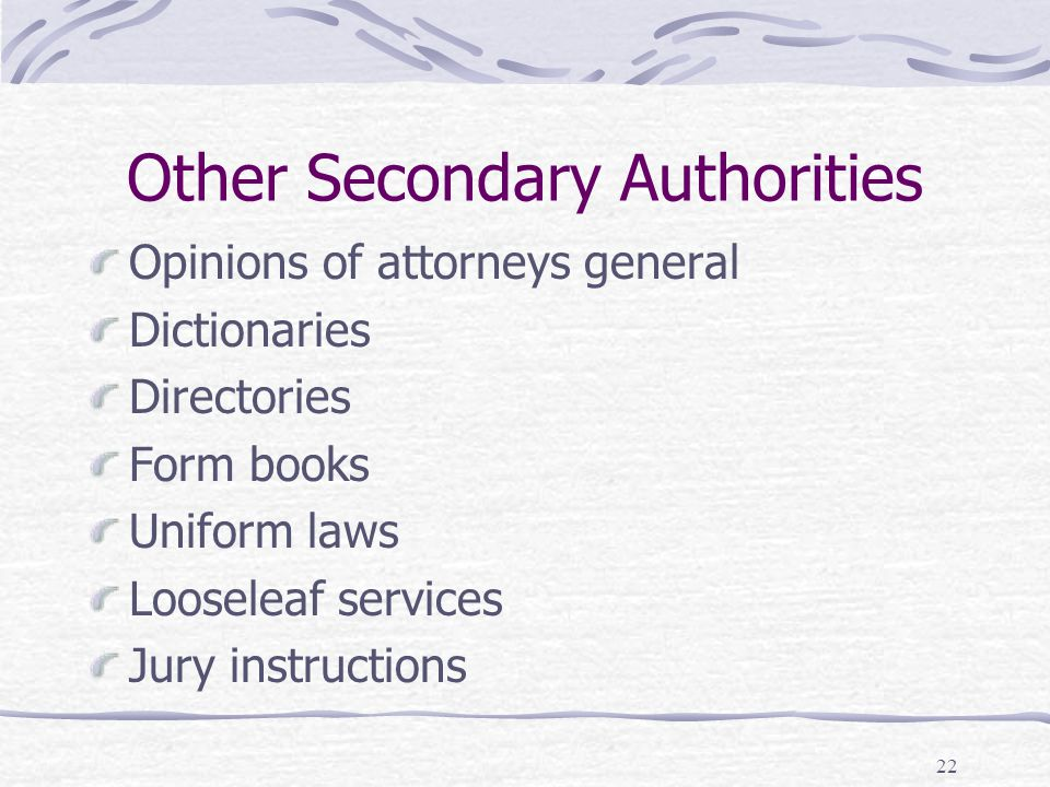 Legal Research Legal Research Writing Ii Mike Brigner Jd Ppt