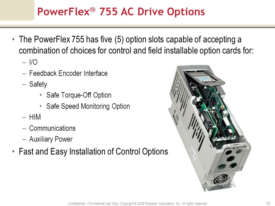 Introduction To The PowerFlex ppt download