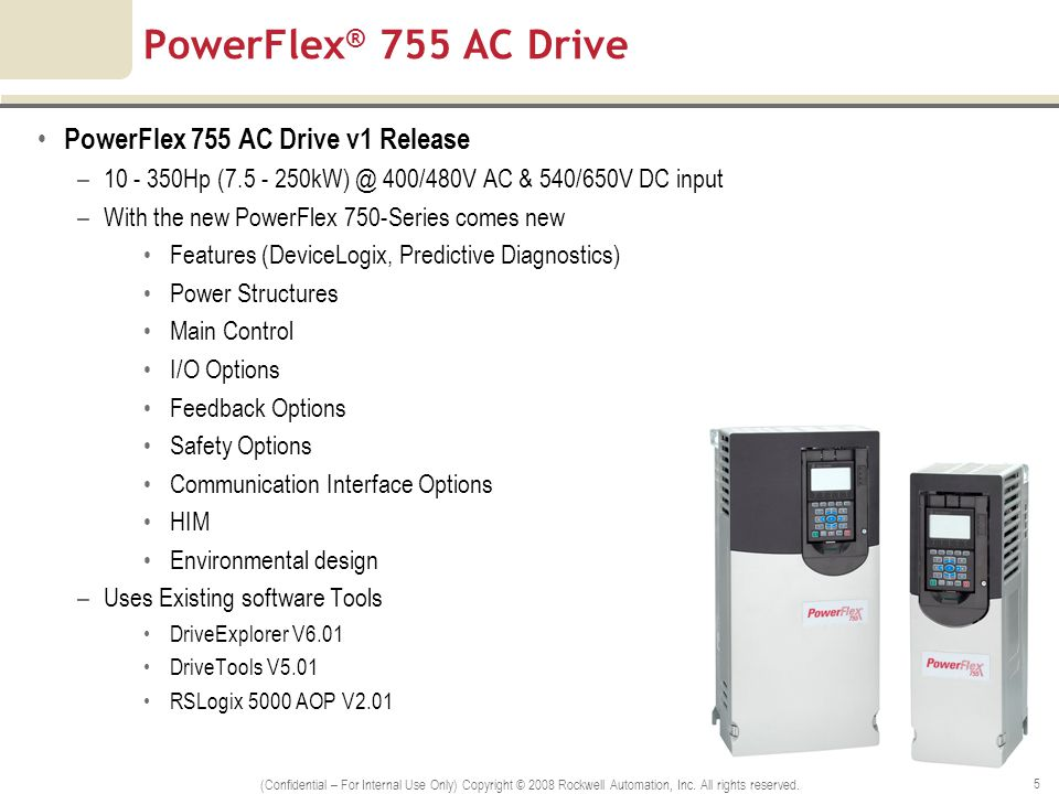 introduction to the powerflex ppt download rh slideplayer com powerflex 750 programming manual powerflex 750 user manual