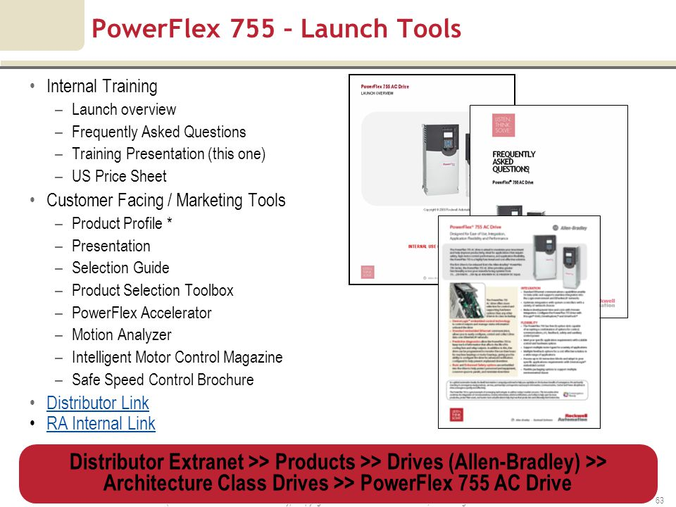 Introduction To The PowerFlex ppt download