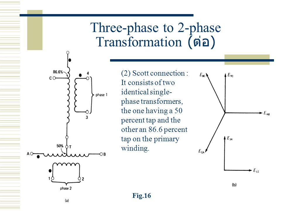 7 Three Phase Transformers Ppt Video Online Download