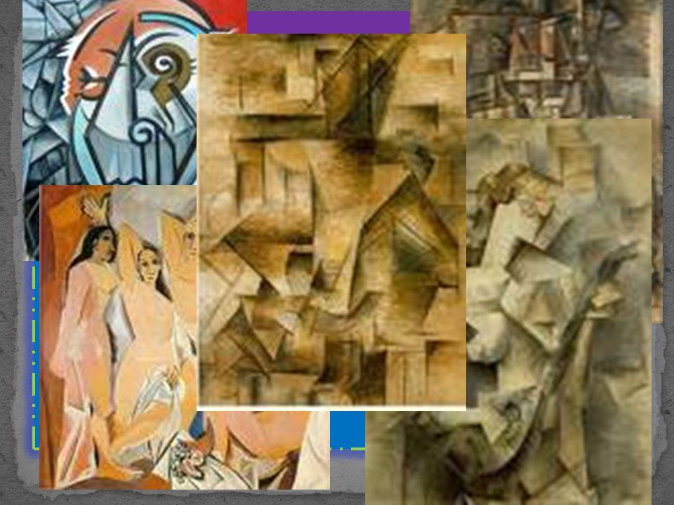 Cubism! Les Demoiselles d'Avignon inspired a new form of artwork that made Picasso famous beyond belief.