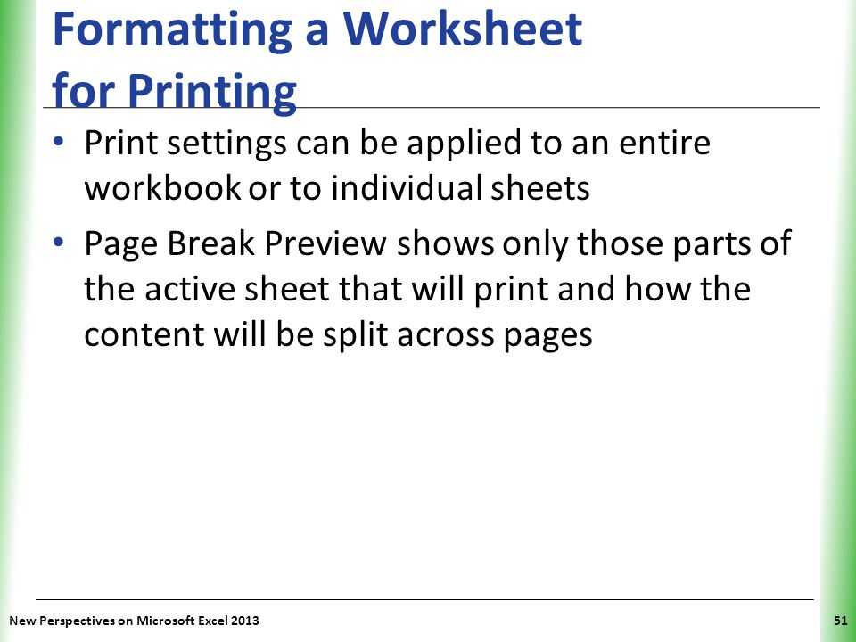 Tutorial 2 Formatting Workbook Text And Data Ppt Video Online Download. Formatting A Worksheet For Printing. Worksheet. Worksheet Workbook Activesheet At Mspartners.co