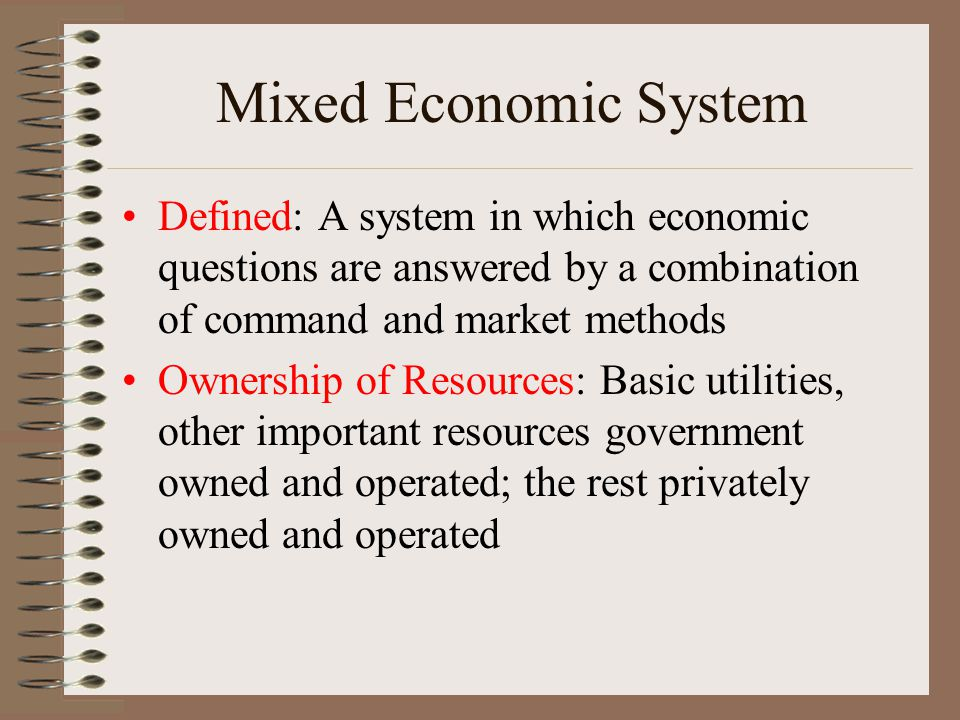 MIXED ECONOMY DEFINITION EBOOK DOWNLOAD